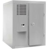Kühlzelle, ISO 60, Innenmaße 1540x1240x1950 mm, 3724 Liter