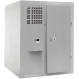 Kühlzelle, ISO 60, Innenmaße 1840x1840x1950 mm, 6310 Liter
