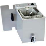 Fritteuse, Elektro, Tischmodell, 8 Liter