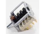 Ein-/Aus-Schalter, 16A, 4-polig, Steckanschluss